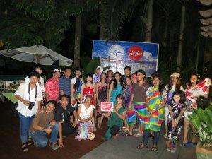 Media Famtrip from china India Japan Malaysia Singapore