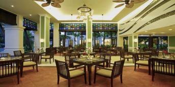 Palm Court restaurant